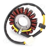 Magneto Motor Coil Engine Stator Generator Charging Assy for Suzuki GSXR GSX R600 / 750 2006 2015 K6 K7 K8 Motorcycle Spare Part