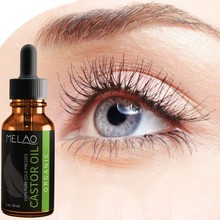 Castor Oil Pure Organic Castor Oil For Eyelashes Stimulate cold extraction Moisturizing nutrition Eyelashes Eyebrows Hair Growth