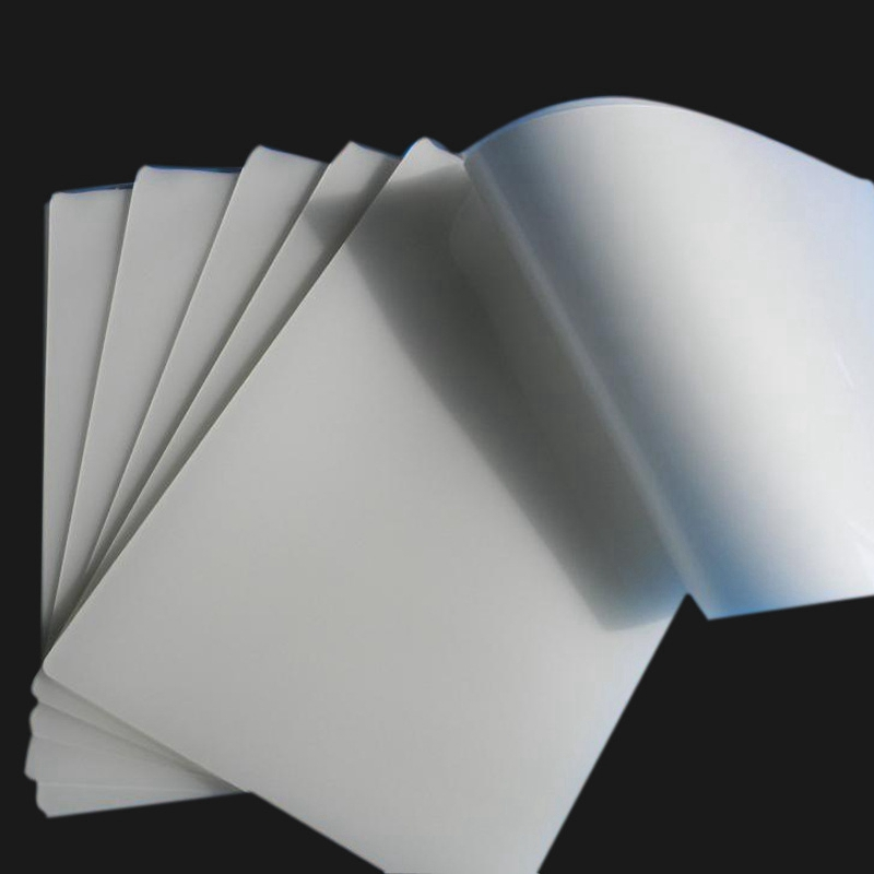 A4 Laminating-Film Card/picture-Lamination For Mic PET 50pcs/Lot