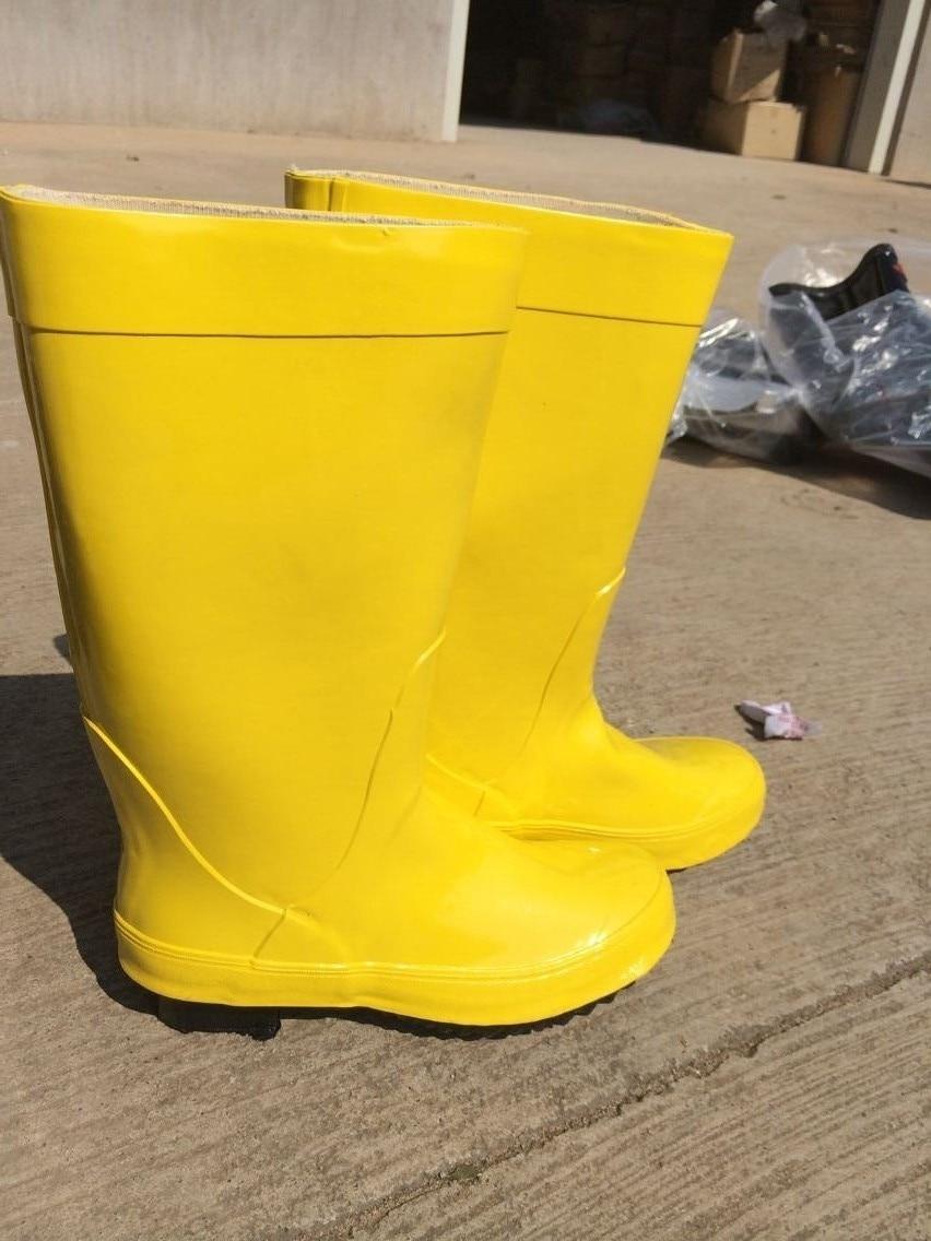 Treu Niedrigen Preis Freies Verschiffen Chemikalienbeständige Stiefel Gelb Anti Chemischen Stiefel üBereinstimmung In Farbe Arbeitsplatz Sicherheit Liefert Sicherheit & Schutz
