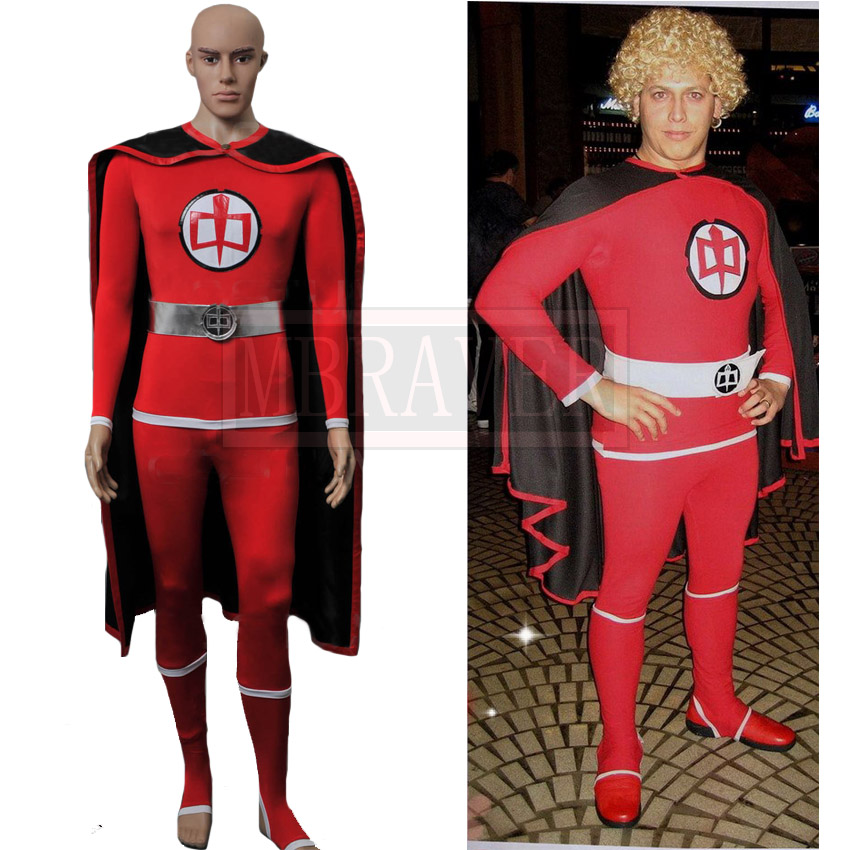 The Greatest American Hero Cosplay William Katt Costume Red Flying Uniform Outfits Full Set Customize Free Shipping-in Movie u0026 TV costumes from Novelty ...  sc 1 st  AliExpress.com & The Greatest American Hero Cosplay William Katt Costume Red Flying ...