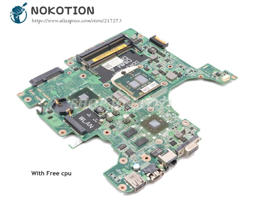 NOKOTION For Dell Inspiron 1564 Laptop Motherboard CN-04CCPK 04CCPK DA0UM3MB8E0 15.6 inch HM55 DDR3 HD4330 GPU Free cpuNOKOTION For Dell Inspiron 1564 Laptop Motherboard CN-04CCPK 04CCPK DA0UM3MB8E0 15.6 inch HM55 DDR3 HD4330 GPU Free cpu