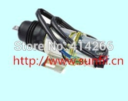 Wholesale fuel shut off solenoid MV2-17A x-81810-0520 24v fast shipping(ups ,tnt ,dhl,fedex...) wholesale replace fuel shutdown shut off solenoid valve 110 6466 6t 4121 1106 12v466 free fast shipping by tnt dhl fedex ups