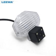 Leewa HD вид сзади автомобиля Обратный Камера с 4LED огни для Toyota Corolla/Vios/Avensis парковка Камера # ca4053