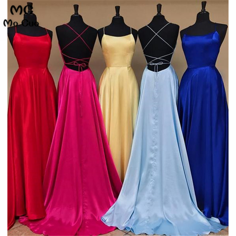 A line Evening Dresses with Slit Sweet 16 Dance Dress Winter Formal Dress School Dance Dress