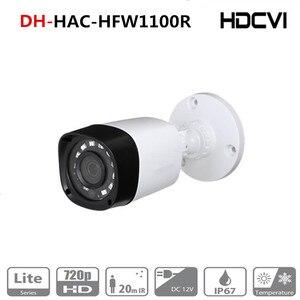 Image 1 - オリジナルdh英語版HAC HFW1000R 1MP hdcvi ir弾丸カメラスマートir IP67 720 1080p hd cctv liteシリーズDH HAC HFW1000R