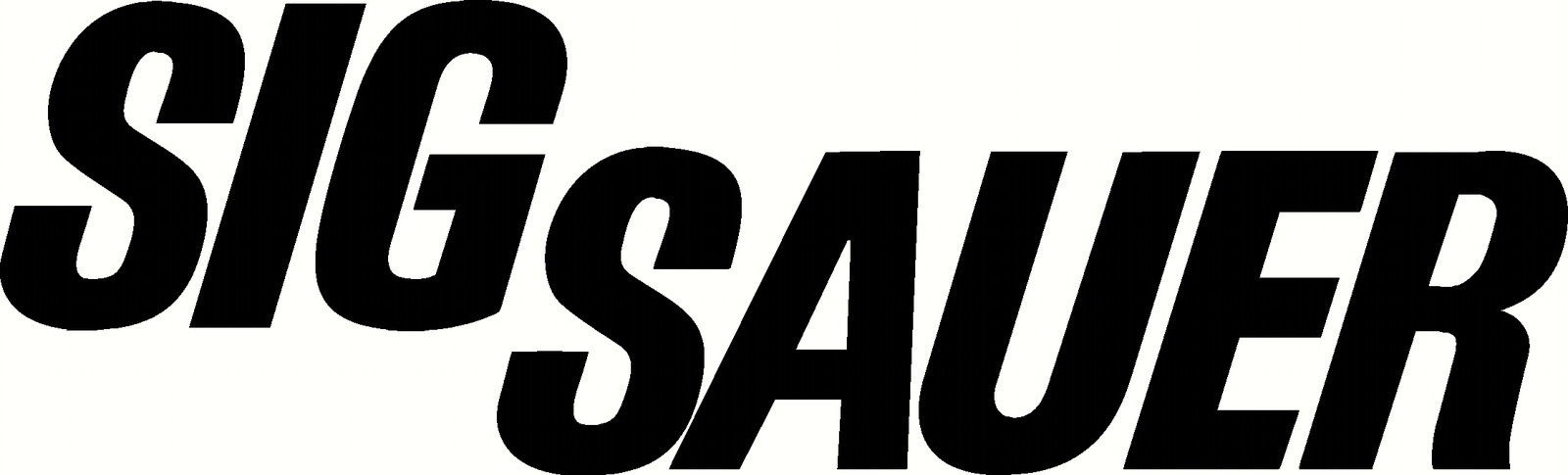 Sig Sauer Vinyl Decal Window Or Bumper Sticker 21x7cm