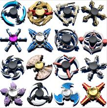 King glory Game Hand Spinner EDC Fidget Spinner Anti-Anxiety Toy for Spinners Focus Relieves Stress ADHD Fidget Spinner Metal shuriken kunai genji ninja darts tri spinner fidget toy metal edc fidgets hand spinner autism adhd increase focus ow gift cool