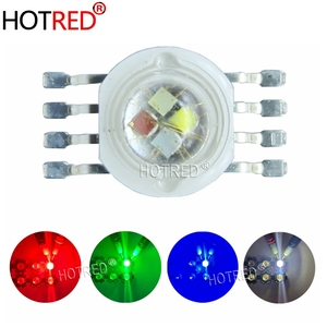 10-100PCS 45MIL RGBW LED Diode