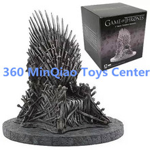 Crafts Game Of Thrones Iron Throne 18-inch Resin Replica Statue New Song of Ice and Fire Figure Collectible Model Toy WU865