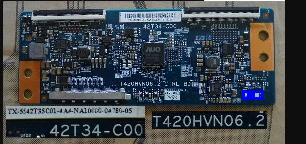 T420HVN06.2 42T34-C00 connect with Logic board KDL-42W700B connect boardT420HVN06.2 42T34-C00 connect with Logic board KDL-42W700B connect board
