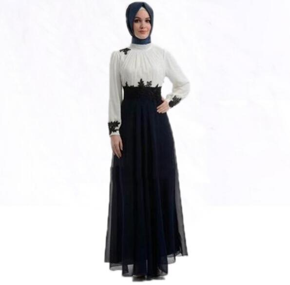 Мусульманские платья хлопок