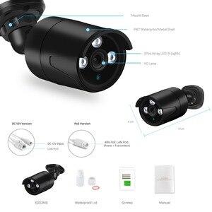 Image 5 - BESDER 1080/720p מלא HD IP מצלמה Bullet חיצוני עמיד למים אבטחת מצלמה ONVIF XMEye 20m ראיית לילה תנועה לזהות RTSP P2P