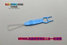 Mechanical keyboard cherry mx keycool 87 keycool 84 steel wire keycap puller key puller plastic keypuller gaming key puller