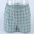 5 Flecha Unids/lote Nuevos Hombres Puede Escoger El Color pantalones sueltos yardas grandes de bucarest underwear boxeadores de los hombres de algodón en casa A88