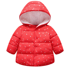 Baby Jacket Windbreakers For Kids Outerwear New 2019 Jackets Girls Clothes Winter Children Coat Long Sleeve Coats