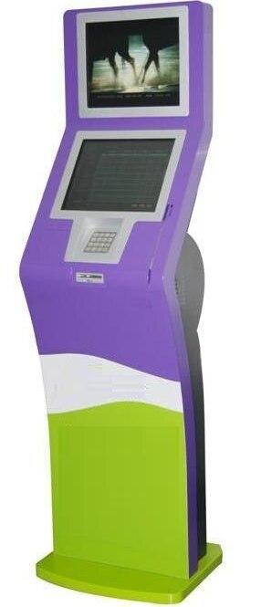 Bill-to-Bill Currency System  NRI Currenza C2 Blue MDB USB Self Service Kiosk