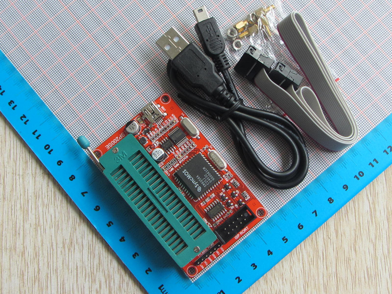Upgrade336 Kinds Of Microcontroller& 24&93 Series EEPROM Memory Chip Programming Burner Compatible With SP200S
