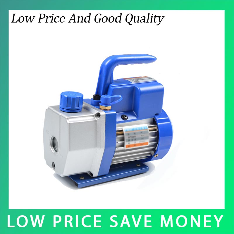 HP-1 Portable Small Vacuum Pump 220V 50HZ 1L/S Refrigerant Vacuum Pump vacuum pump inlet filters f006 1 rc2 1 2