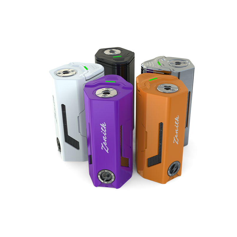 IJOY MAXO Zenith 300W Box Mod E-cigarette vape body battery VS MAXO QUAD 18650 TC mods 300W huge power for limitelss tank 100% original ijoy captain pd270 box mod vape 234w ni ti ss tc electronic cigarette vaper power by dual 20700 battery vape mod