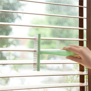 Image 3 - 1 Cái Nhựa Màn Chống Muỗi Bàn Chải Vệ Sinh Cửa Sổ Vô Hình Màn Hình Cửa Sổ Bàn Chải Vết Bẩn Cửa Sổ Rãnh Rửa Dụng Cụ