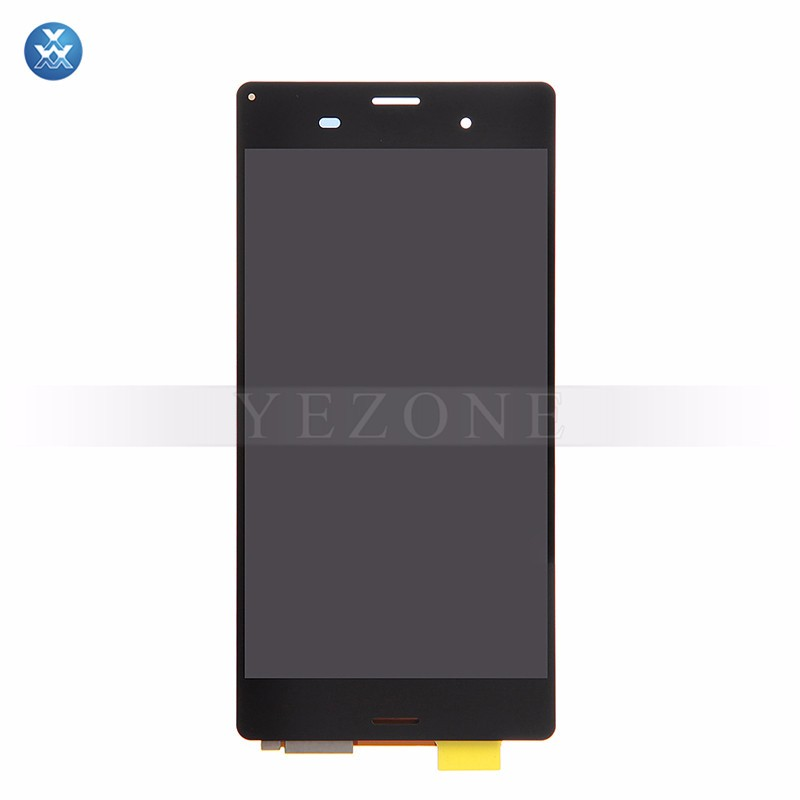 Sony Xperia Z3 LCD & Digitizer Assembly - black (6)