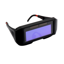 Free Shipping Automatic Dimming Glasses Welding Argon Arc Welder Goggles Eye Protection Anti-glare Welding Mask