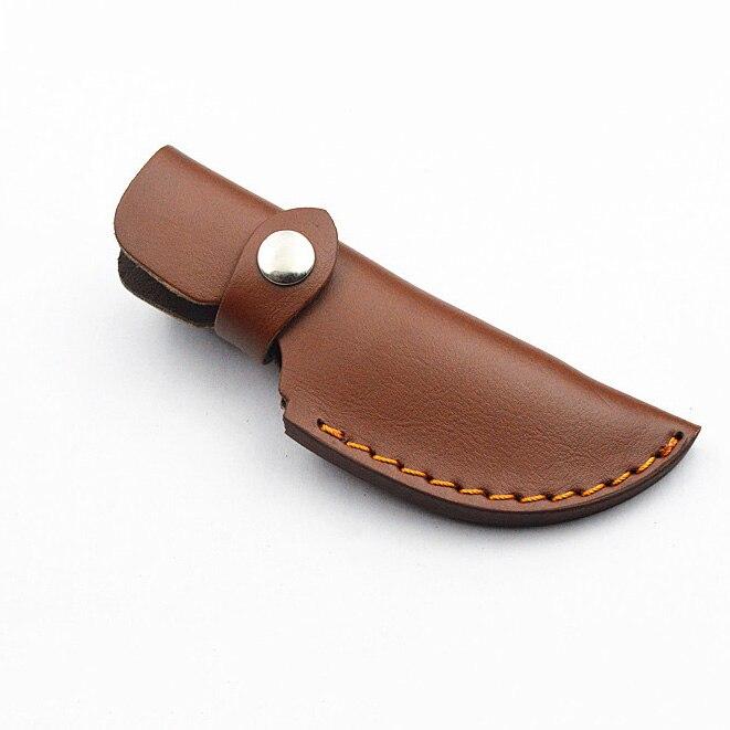 Fold Knife Tool Flashlight Belt Loop Case Holder Leather Sheath Holster Pouch Bag Pocket Hunt Camp Outdoor Carry Edc Multi Gear