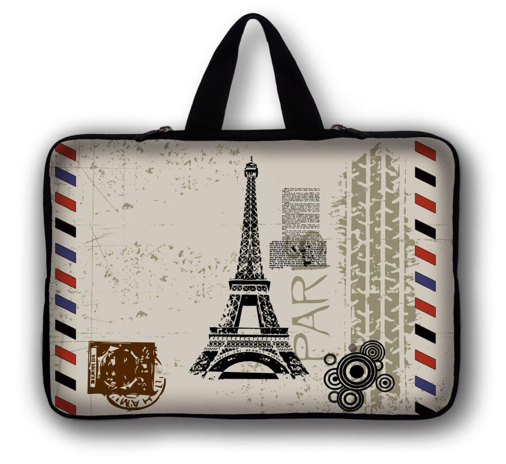 뉴 에펠 탑 노트북 가방 Neoprene Tablet Case for 7.9 10 11.6 - 노트북 액세서리