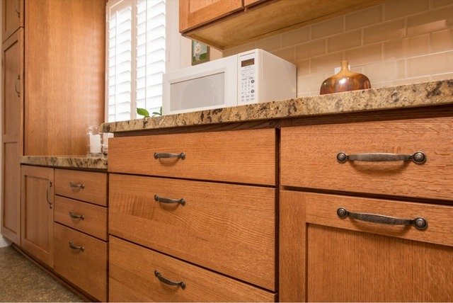 2017 Solid Wood Unfinished Kitchen Cabinets Dicount Price Wholesale ...