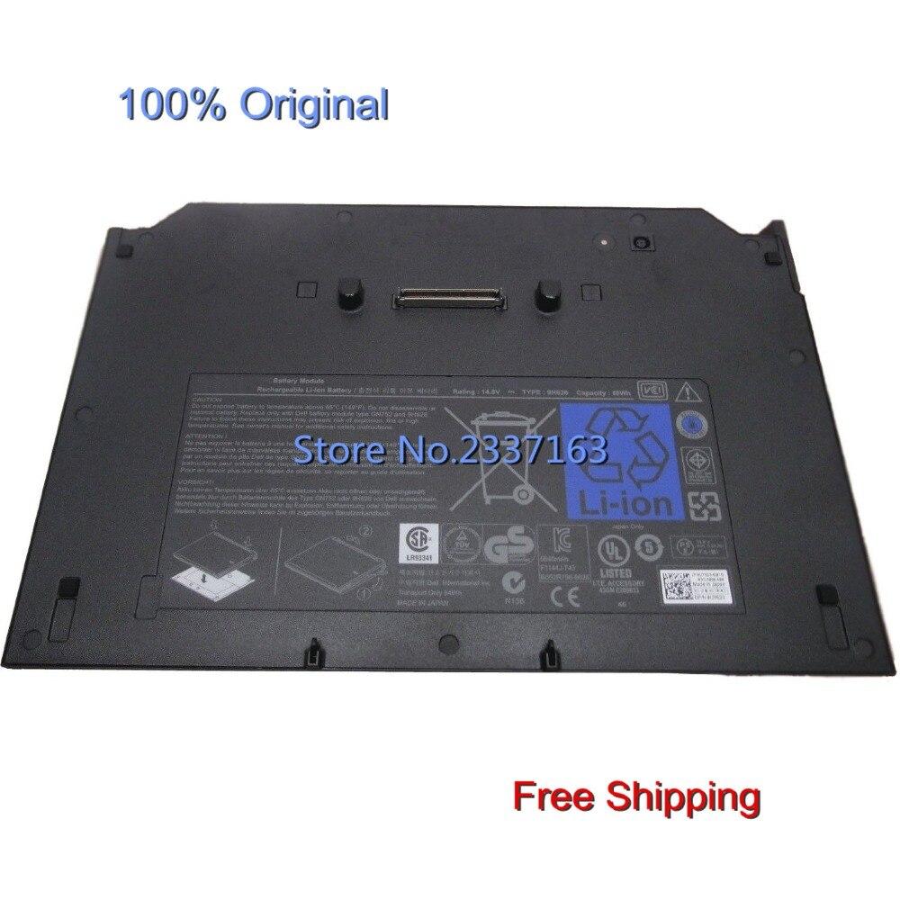 IECWANX 100% new Laptop Battery 9H626 (14.8V 88Wh 9Cell) for DELL UY623 LATITUDE E6410 E6510 PRECISION M4500 88WH Slice