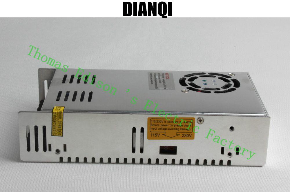 все цены на High Quality Power Supply 12V 360W AC to DC Power Supply AC DC Converter S-360-12 онлайн
