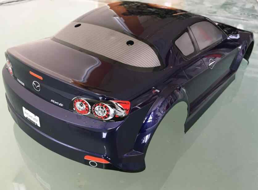 Kyosho HPI Tamiya HSP RC Racing Painted 1/10 on road Car Body Shell Maazda  RX-8