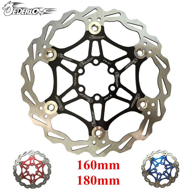 Buy Bicycle Bike Mtb Dh Brake Float Floating Disc