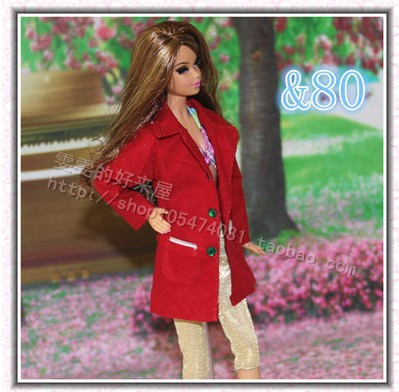 12 types Competition Presents Coat+vest+trousers way of life Swimsuit windbreaker Garments Trousers Pajamas For Barbie 1:6 Doll BBI0059