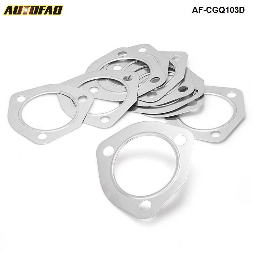 hight resolution of 10pc epman front exhaust pipe gasket to turbo esr3260 for land rover discovery 1