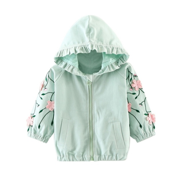 bd2421789 Children Clothes Baby Girls jacket Coat Autumn Kids Jackets ...