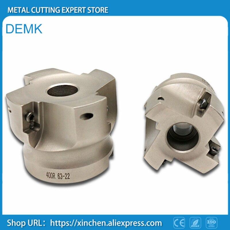 knife BAP400R 50 63 80 100 APKT1604/APMT1604 Milling discs CNC machine tool knife Insert the carbide blade