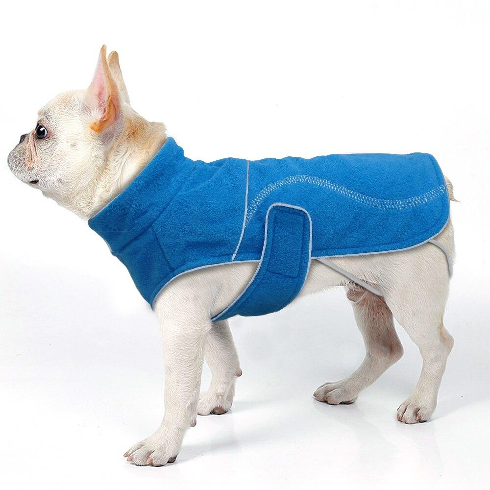 Winter Dog Fleece 2