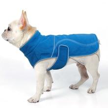Winter Fleece Dog Jacket