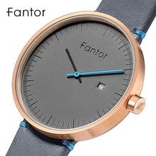 Fantor Brand Mens 2020 Fashion Quartz Wristwatches Watch Men Reloj Hombre Watches for Men