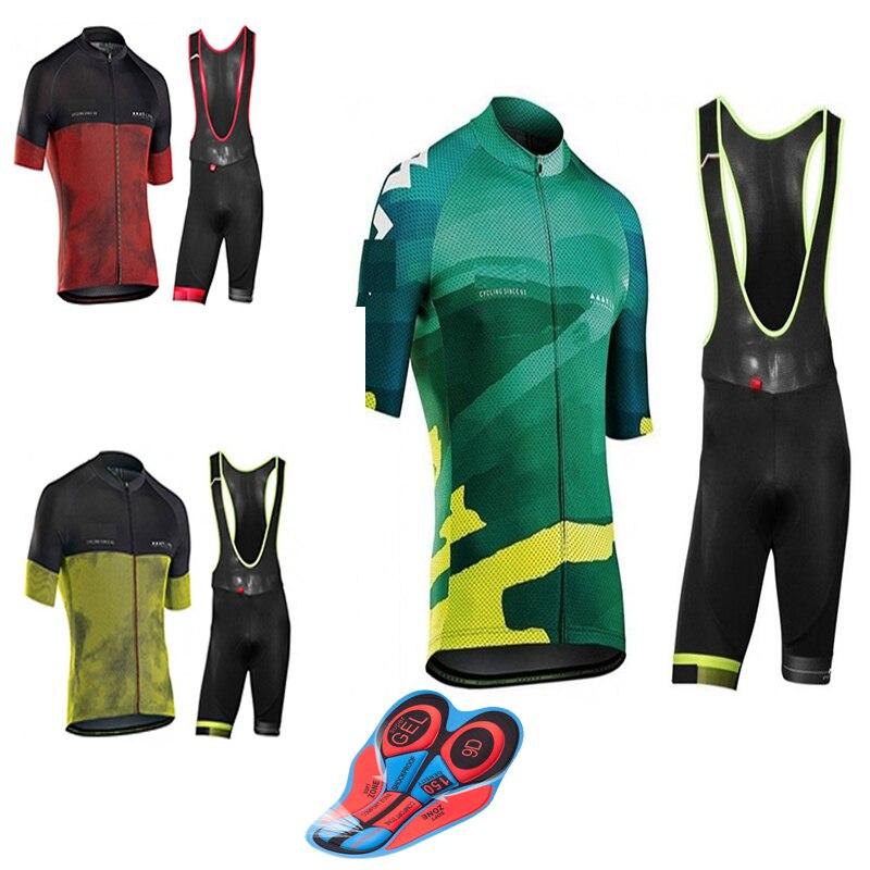 2018 Nouveau été bike racing costume Ropa Ciclismo vélo vêtements équipe professionnelle sport cyclisme jersey vtt maillot manches courtes