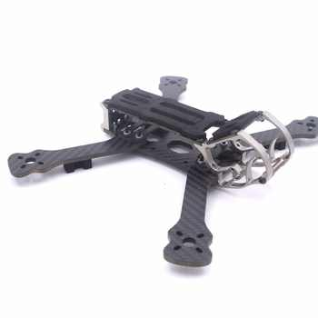 Umbrella 5 inch 230mm 117 grams 6 inch 250mm 4mm 122grams Aluminum Hardware cage Quadcopter frame Rooster