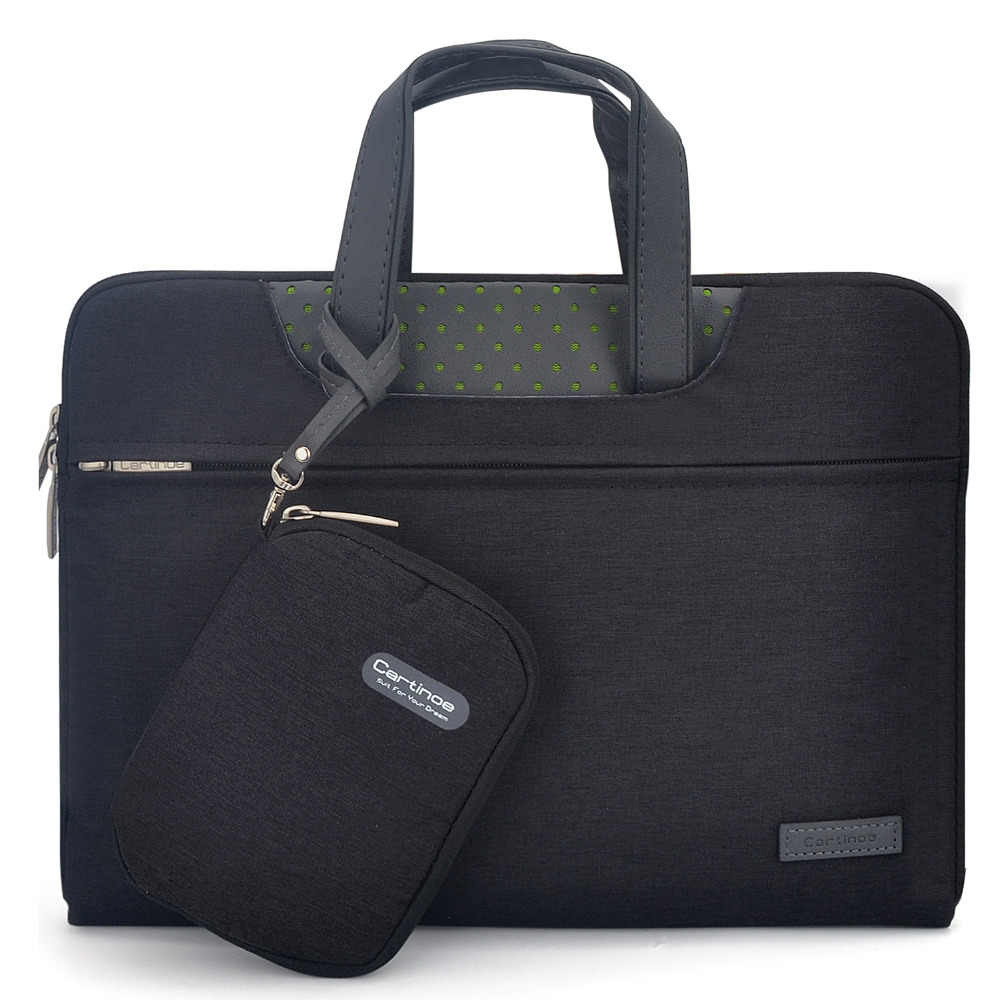 ファッション女性 11 、 13.3 、 14 、 15.6 インチのラップトップバッグ Macbook Air は 13 ケースノートパソコンの簡単なケース保護ノートブックバッグ 15.6 インチ