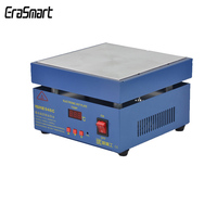 200*200mm 946C preheating station 220V 850W LCD Digital electronic hot plate for phone screen replace preheat soldering station