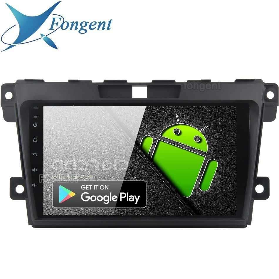 "9 ""IPS Android 9.0 Head Unit voor Mazda CX7 CX-7 Navigator Multimedia 2008 2009 2010 2011 2012 2013 2014 2015 Auto GPS Radio"