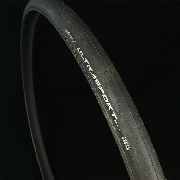 Véritable continental ULTRA SPORT II Sport COURSE 700*23/25C Vélo De Route Pneu dépliable vélo pneu sport livraison le bateau