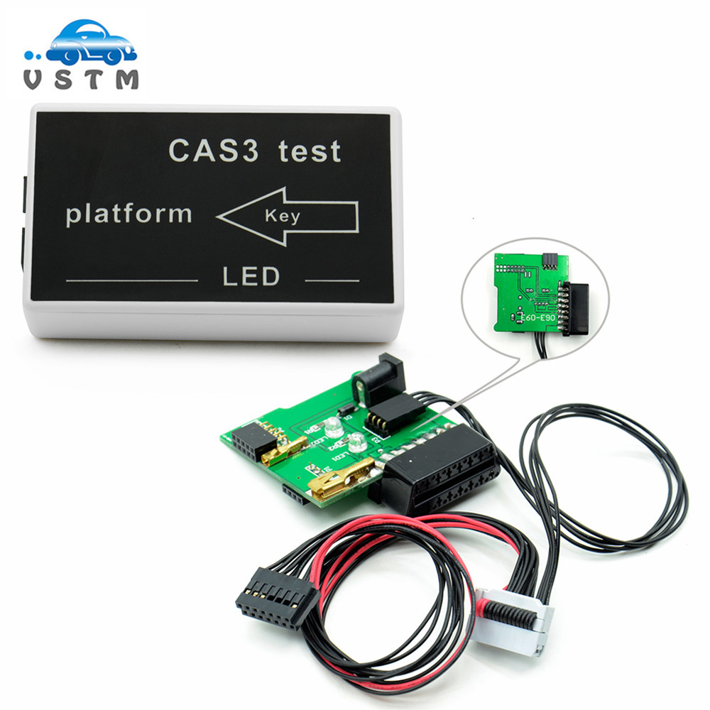 Лидер продаж, тестовая платформа для BMW, высокопроизводительный выпуск для BMW, CAS-программатор, автомобильный ключевой программатор для BMW CAS3/ CAS2