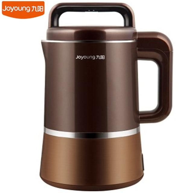 Joyoung DJ13B-D88SG Soymilk Machine Intelligent Breaking Cells Double Reservation Blender Household Soybean Milk Machine
