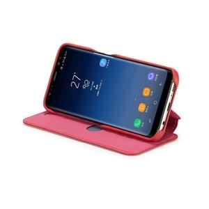 Image 3 - Fundas Caso Per Samsung A70 A50 A40 S10 S10e Nota 8 Nota 20 Telefono Cellulare di Lusso Coque Sacchetto di Cuoio Del Basamento di Libro di carta del raccoglitore Della Copertura Posteriore